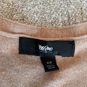 Mossimo Supply Co. Sweaters - Mossimo beige cardigan